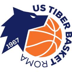 Logo Tiber Basket Roma