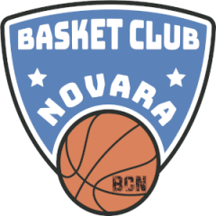 Logo Basket Club Novara