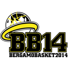 Logo Bergamo Basket 2014