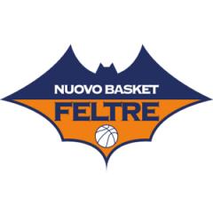 Logo U.S. Dil. Nuovo Basket Feltre