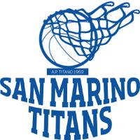 Logo Pallacanestro Titano San Marino