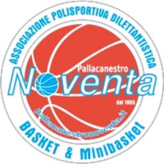 Logo Pallacanestro Noventa