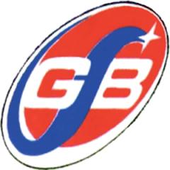 Logo G.S.B. Di Bonate Sotto rosso