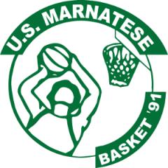 Logo Marnatese Basket