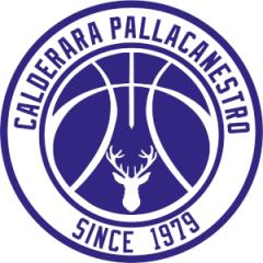 Logo U.P. Dil. Calderara Pallacanestro