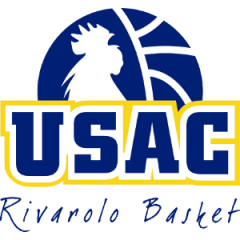 Logo U.S.C. Rivarolo BK 2009