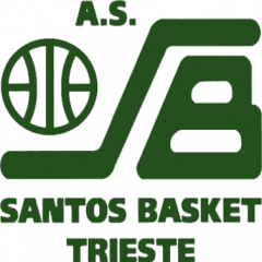 Logo Santos Basket Trieste