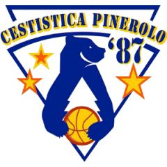 Logo Cestistica Pinerolo 87