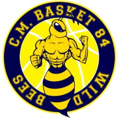 Logo C.M. Basket 84