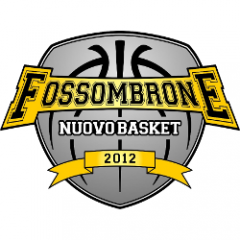 Logo G.S. Pall. Fossombrone