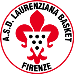 Logo Laurenziana Sez. Basket