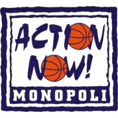 Logo Action Now! Monopoli