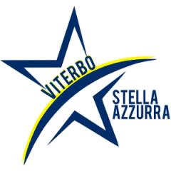 Logo Pall. Stella Azzurra Vt