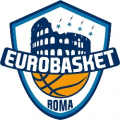Logo Pool Eurobasket Roma