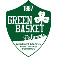 Logo Green Basket Palermo