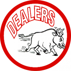 Logo Dealers Basket Club