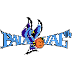 Logo Palaval Basket 2004 Paladina