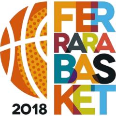 Logo Ferrara Basket 2018