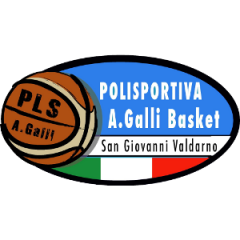 Logo A. Galli Basket