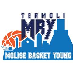 Logo Molise Basket Young