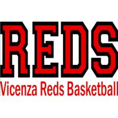 Logo Vicenza Reds Basketball