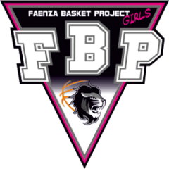 Logo Faenza Basket Project Girls