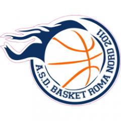 Logo Basket Roma Nord 2011