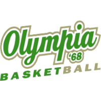 Logo Olympia 68 Basketball