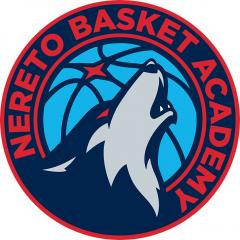 Logo Nereto Basket Academy