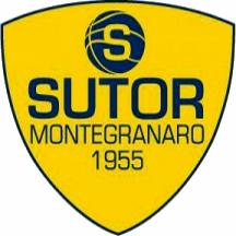 Logo Sutor Basket 1955 Montegranaro