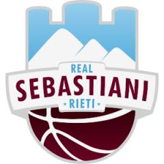 Logo S.S.D. Real Sebastiani Rieti