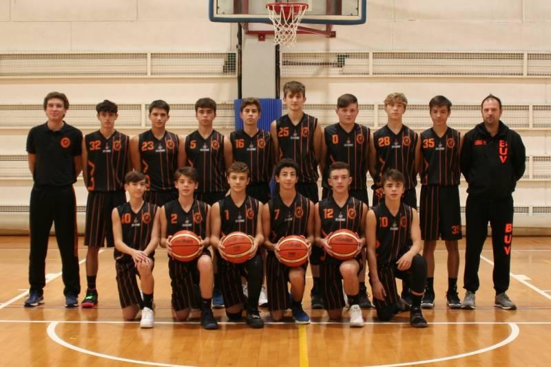 Foto squadra BUVVigonza 2020