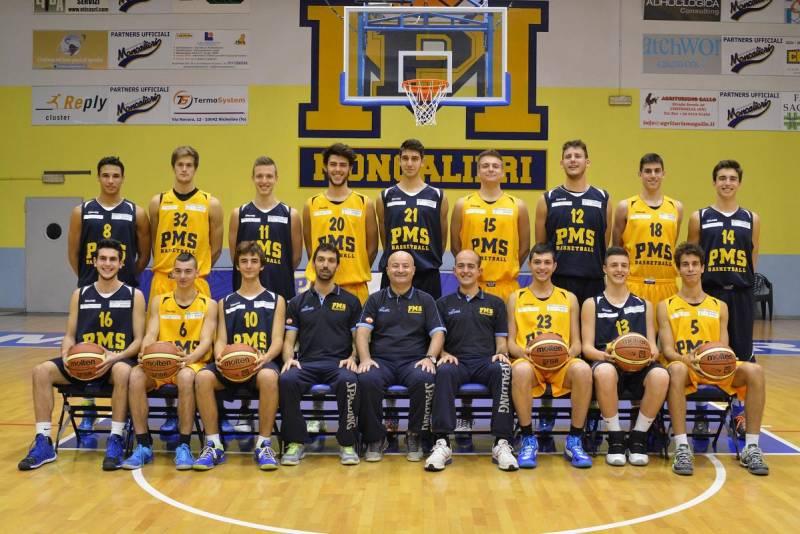 Foto squadra Pms Torino 2014