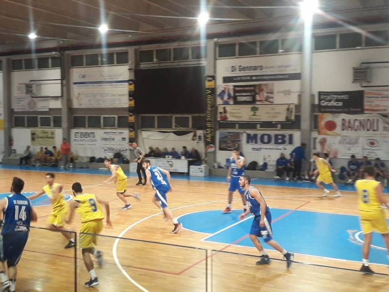 Pescara Basket vince a Termoli e torna da sola in vetta!