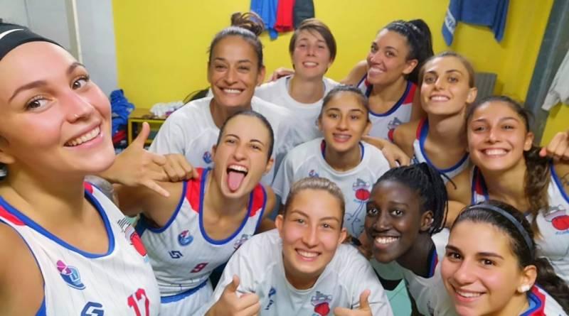 Alma Patti festeggia la prima vittoria in Serie A2 contro Livorno