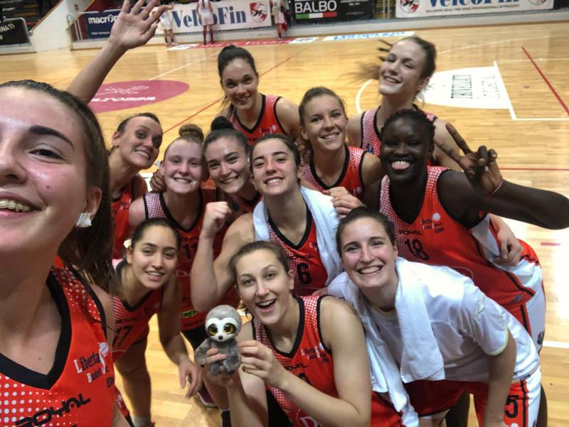 La LBS cala il tris di vittorie in campionato: espugnata Vicenza