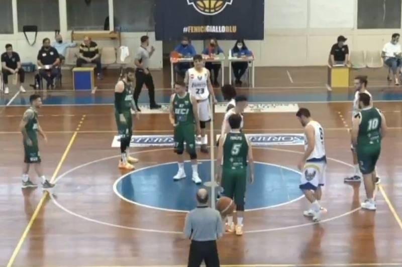 La vittoria contro BC Irpinia non basta al Lamezia per poter accedere ai Playoff