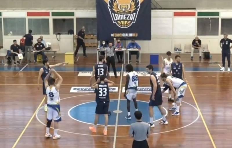 Basketball Lamezia non sbaglia contro New Caserta Basket