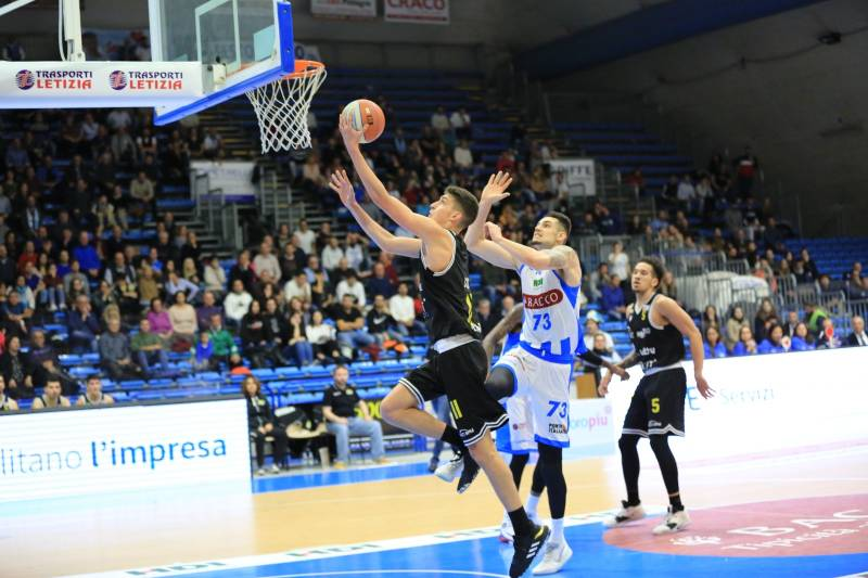 Bergamo sconfitta a Capo D'Orlando