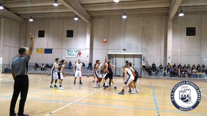 Serie D: Castelli Romani esordio positivo in casa. Battuta 112 a 46 la Tiber
