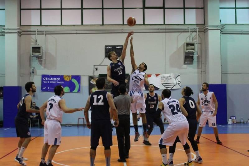 Gli Eagles battono la Basilicatasport