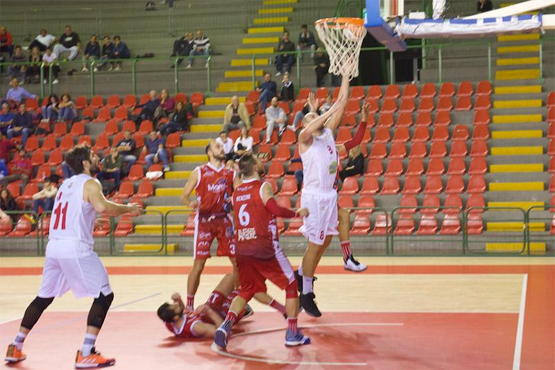 Il Basketball Club Lucca si sblocca contro Oleggio