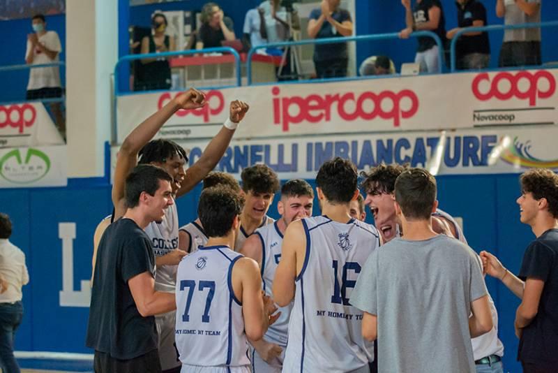 Largo ai giovani: College conquista la finale playoff superando Pizzighettone in gara 3