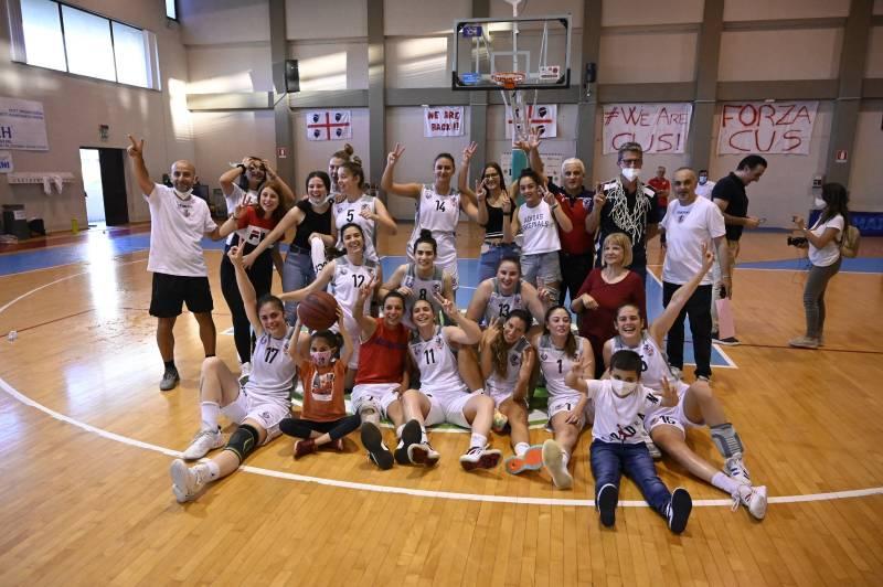 Ora o mai più: il CUS è pronto per la 'bella' contro Livorno