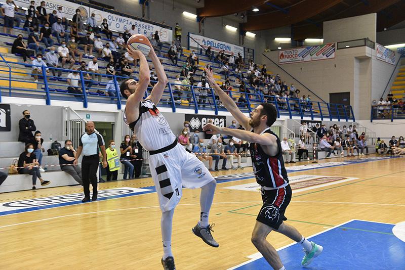 Ruggito dell'Atlante Eurobasket Roma in gara 2: vittoria e pareggio nella serie!
