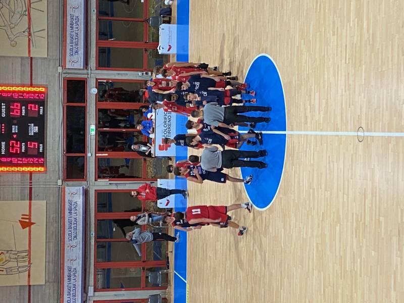 scuola Basket Diego Bologna: VIRTUS SIENA VIOLA IL PALASPRINT CON MERITO