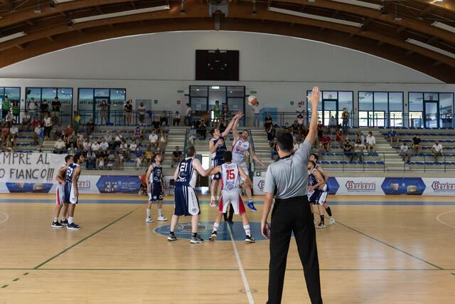 Barberi Valsesia Basket: gran finale con vittoria contro Borgoticino!