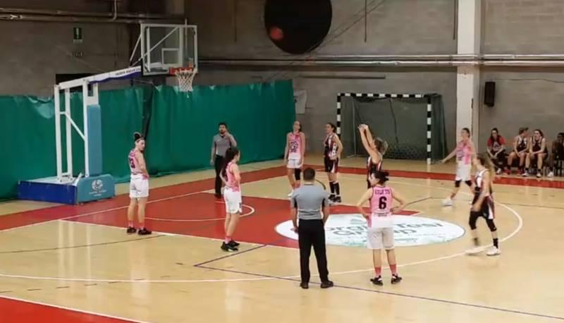 Serata storta per la Bruschi, il derby lo vince con merito Nico Basket