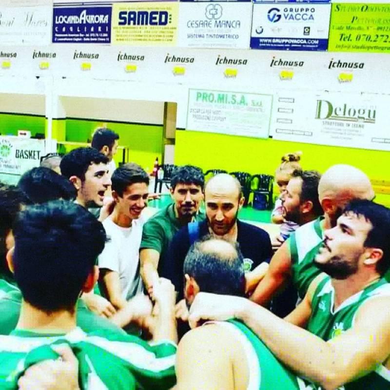 A Delogu Legnami soffre ma vince: Fotodinamico battuta 94-82