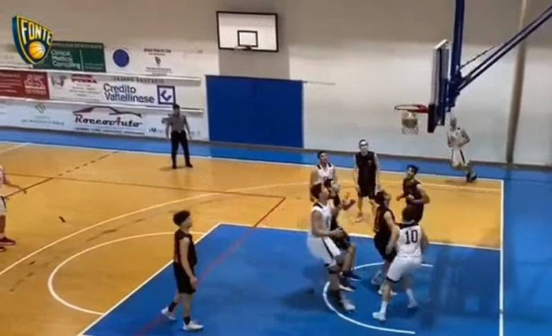 Riprende il cammino in campionato del Fonte Roma Basket